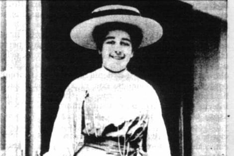 Imagen de archivo de Rosa de Luxemburgo.