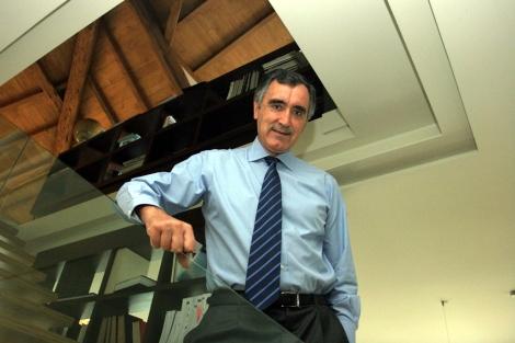 José María Castellano, en una imagen de archivo tomada en 2005. | EL MUNDO