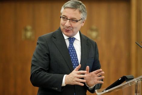 José Blanco, ministro de Fomento. | Javier Barbacho