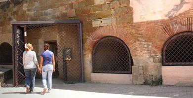 Los pozos de hielo de Lleida se han reabierto al público. | Marta Casellas