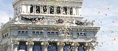 Lluvia de palabras en el Instituto Cervantes de Madrid. [VEA MÁS IMÁGENES]