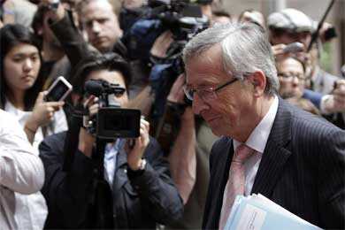 Juncker, en una imagen de archivo, en Bruselas.| Ap