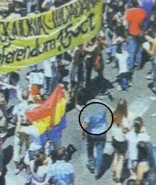 Imagen de portada de 'La Razón'.