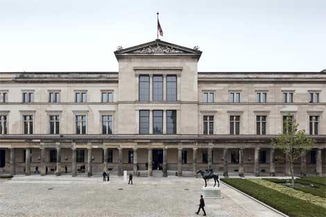 La rehabilitación del Neues Museum de Berlín, de Chipperfield | Elmundo.es