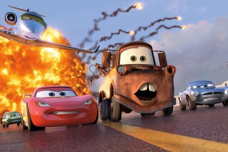 Fotograma de 'Cars 2'. | Pixar/AP