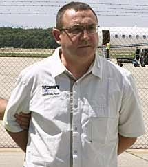 Carlos Sáenz de Egilaz. | Policía Nacional