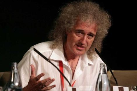 El fundador de Queen es también astrofísico. | Pepe Torres.