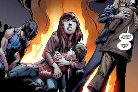 Los seres queridos del Spiderman 'definitivo' lloran su muerte. | Marvel