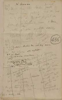 Notas de Darwin en 'Primitive Marriage' (1865), de John Mclennan's.