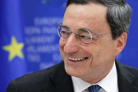 Mario Draghi. | Reuters