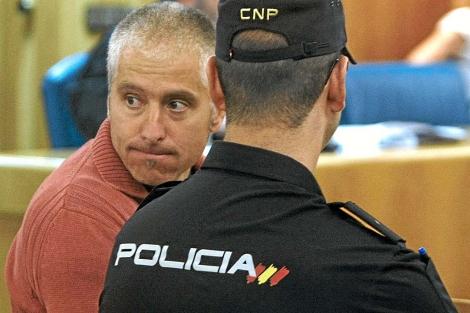 La Audiencia Nacional juzga hoy al ex dirigente de ETA. | Efe / J.J Guillén