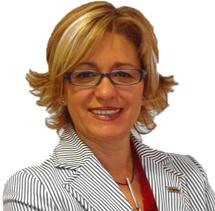 Teresa Cristóbal, consultora de RE/MAX. | EM