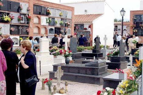 El cementerio de Segorbe en una imagen de archivo. | ELMUNDO.es