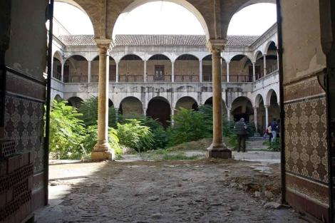 El centro se ubicará en el convento de La Trinidad. | ELMUNDO.es