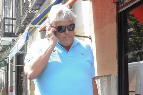 Uno de los miembros de la nueva directiva de la SGAE, Caco Senante.   G. Arroyo