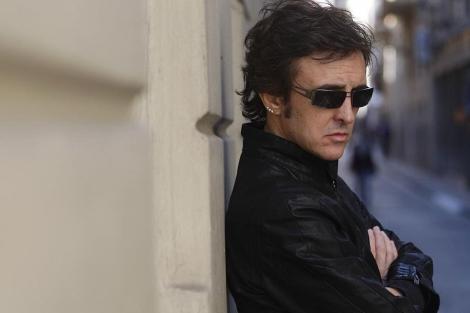 El cantante Ramoncín, durante la promoción de uno de sus trabajos.   Antonio Moreno