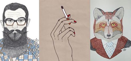Ilustraciones de María Melero.