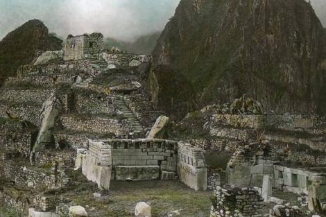 Agustín Lizárraga El Hombre Que Llegó A Machu Picchu 9 Años Antes Que Bingham Cultura Elmundo Es