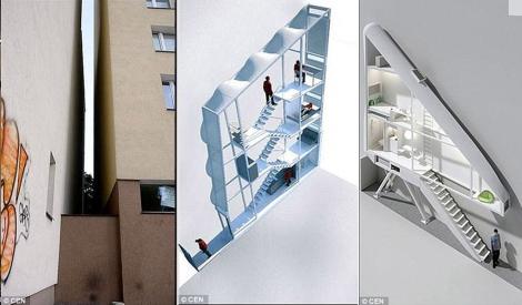 La vivienda estará terminada en 2012