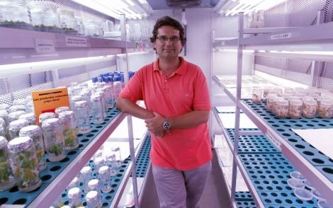 José Miguel Mulet, autor de 'Los productos naturales, ¡vaya timo!'. | José Cuéllar