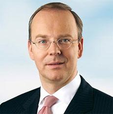 Martin Blessing. / Commerzbank