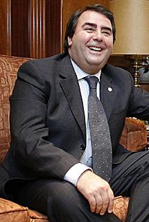 El alcalde coruñés, Carlos Negreira. | Efe