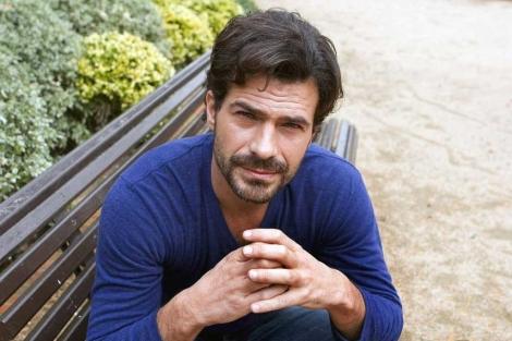 El protagonista de la serie, Rodolfo Sancho.