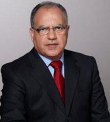 El senador Casimiro Curbelo