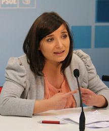 La dirigente de XSG, María Torres. | XSG