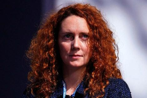 Rebekah Brooks, en una foto de archivo. | Reuters