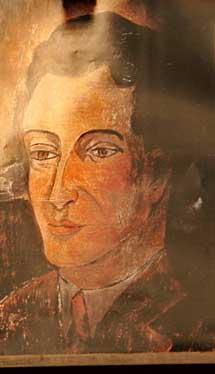 El cuadro de Modigliani. | AP