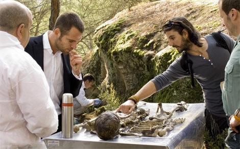 Carles Francino y Antonio Hortelano protagonizan la serie.   Globomedia