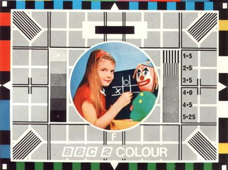 Carta de ajuste de la BBC en 1968