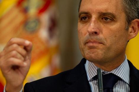 El ex presidente de la Generalitat Francisco Camps.   Benito Pajares
