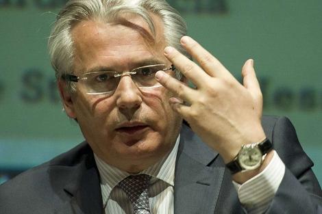 El juez Baltasar Garzón. | Gonzalo Arroyo