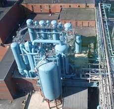 La fábrica de papel de Obbola. | T.G