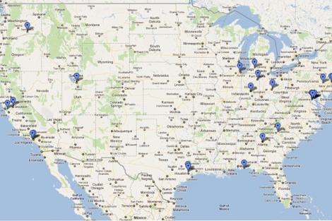 Mapa de la web: Foto: Cnet