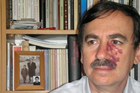 El periodista Federico Cocho estará en la Feria do libro de A Coruña. | Carlos Cocho