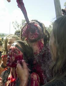 Fiesta y tradición, mezcladas. | S.S.