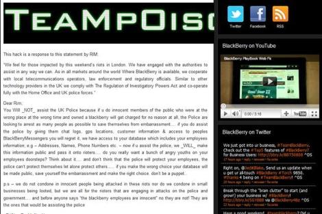 Blog de RIM | Foto: lainformacion.com