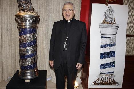 El cardenal y arzobispo de Madrid, Antonio María Rouco Varela, en una imagen de archivo.| Efe