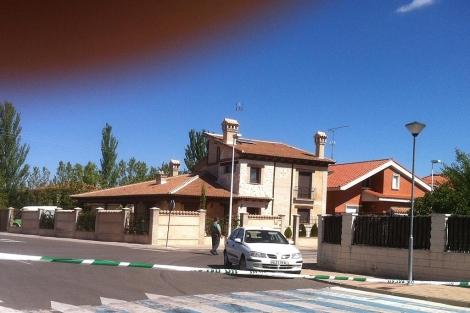 Centro de acogida de menores discapacitados, donde han ocurrido los hechos. | G. Madrid
