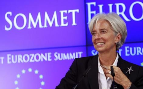Christine Lagarde.   Efe