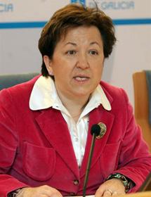La conselleira Pilar Farjas. | EP