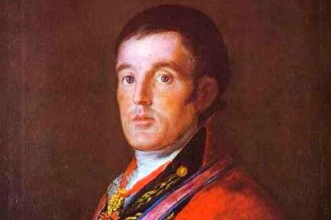 'Retrato del Duque de Wellington', de Goya.