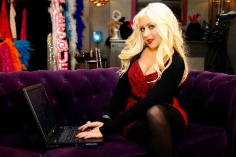 La cantante Christina Aguilera. | Diego Sinova