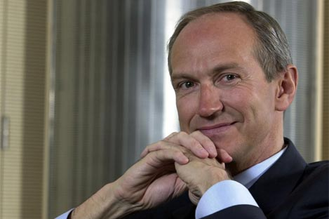 Jean-Paul Agon, director general de L'Oréal