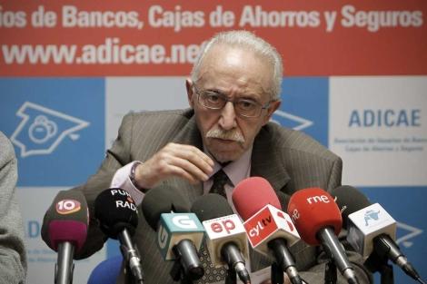 El Presidente de la Asociación de Usuarios de Bancos, Cajas y Seguros, Manuel Pardos. |ELMUNDO.es