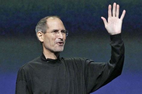 Jobs, en una de las presentaciones de Apple el pasado mes de marzo. | AP