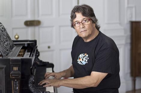 El pianísta Chano Domínguez. | Alberto Sáinz